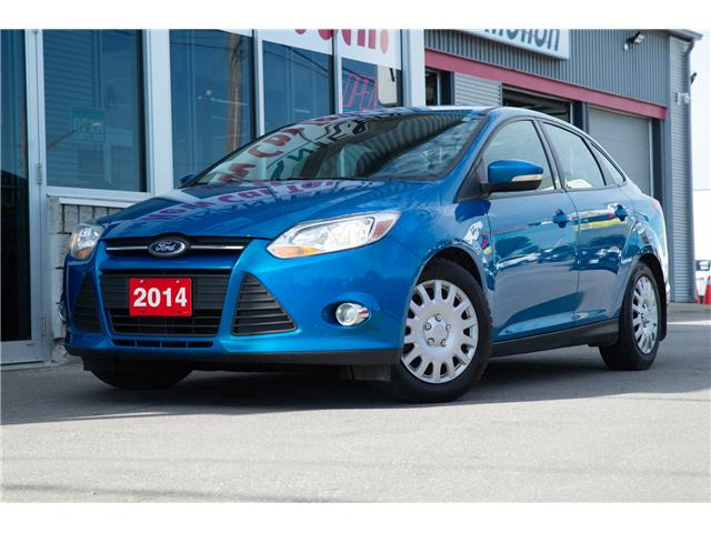 2014 Ford Focus SE (Stk: T20635) in Chatham - Image 1 of 21