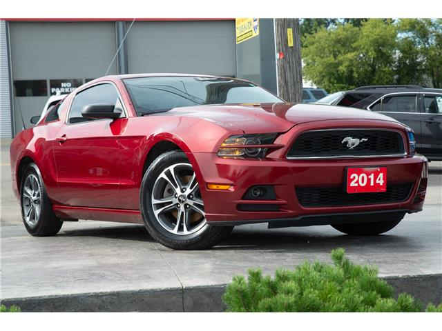 2014 Ford Mustang  (Stk: 20759) in Chatham - Image 1 of 15