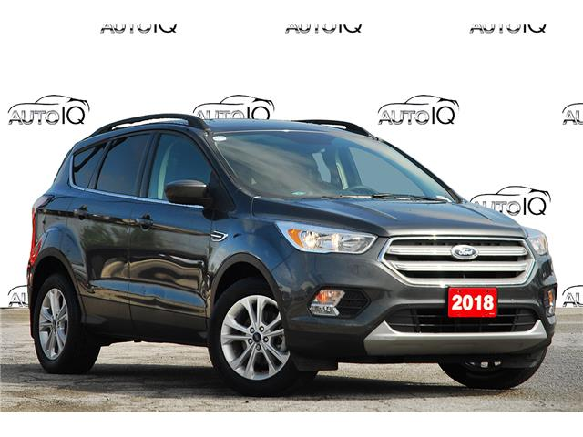 2018 Ford Escape SE (Stk: D98630A) in Kitchener - Image 1 of 17