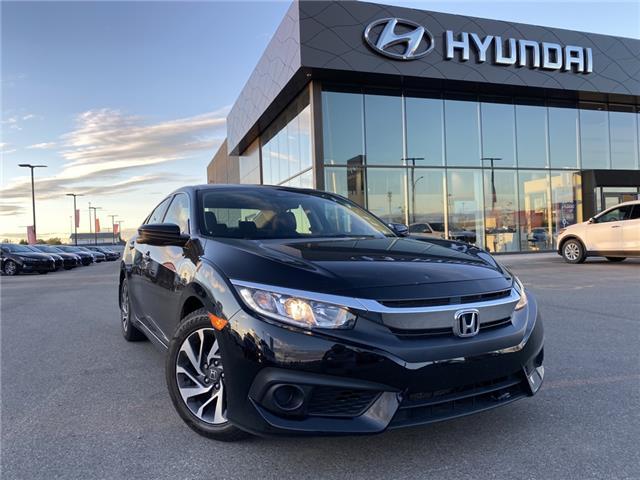 2018 Honda Civic EX (Stk: 30410A) in Saskatoon - Image 1 of 20