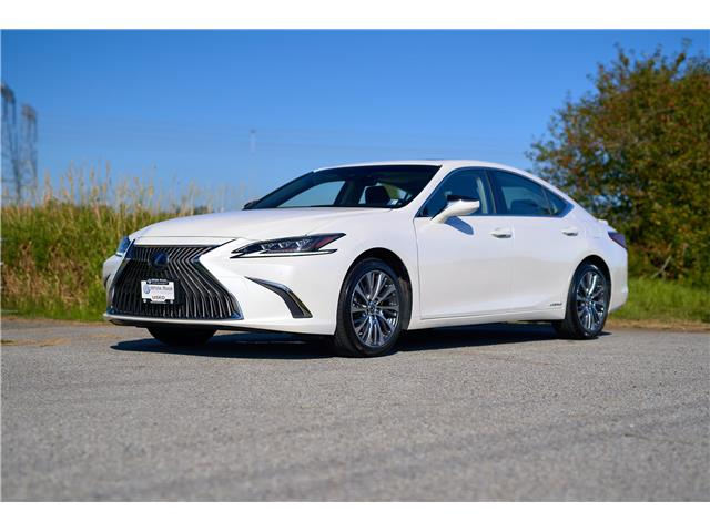 2019 Lexus ES 300h Base (Stk: VW1161) in Vancouver - Image 1 of 21