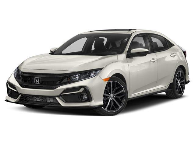 2020 Honda Civic Sport (Stk: K1057) in London - Image 1 of 9