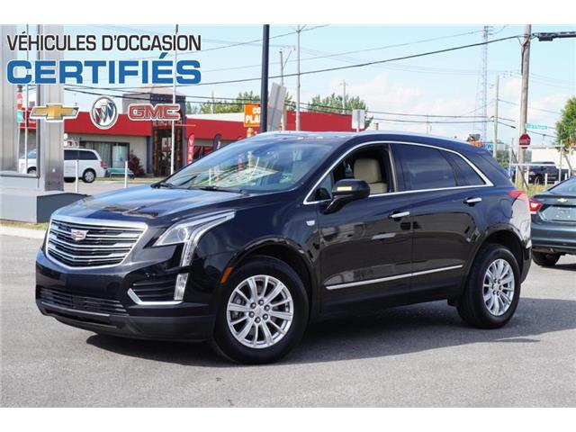 2018 Cadillac XT5 Base (Stk: 34528A) in Trois-Rivières - Image 1 of 24