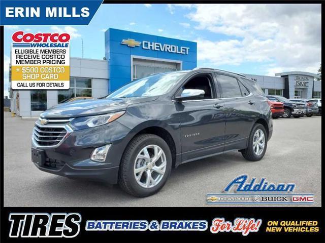 2020 Chevrolet Equinox Premier (Stk: L6208436) in Mississauga - Image 1 of 20