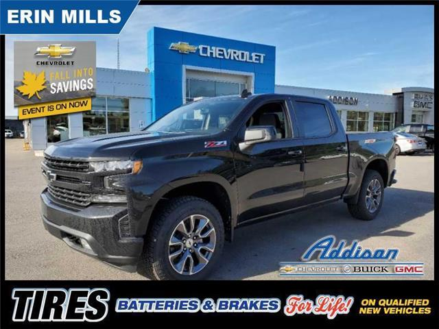 2020 Chevrolet Silverado 1500 RST (Stk: LZ355436) in Mississauga - Image 1 of 20