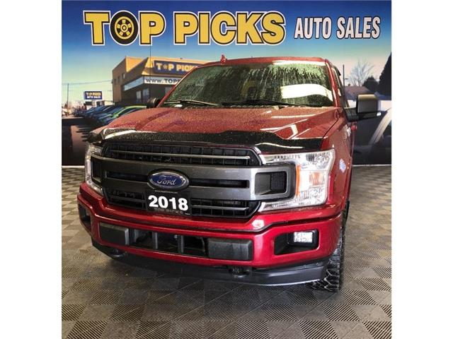 2018 Ford F-150 XLT (Stk: A73660) in NORTH BAY - Image 1 of 28