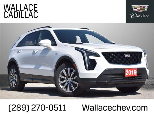 2019 Cadillac XT4 SPORT | AWD | NAVI | PANO ROOF | COOLED SEATS (Stk: 253335A) in Milton - Image 1 of 27