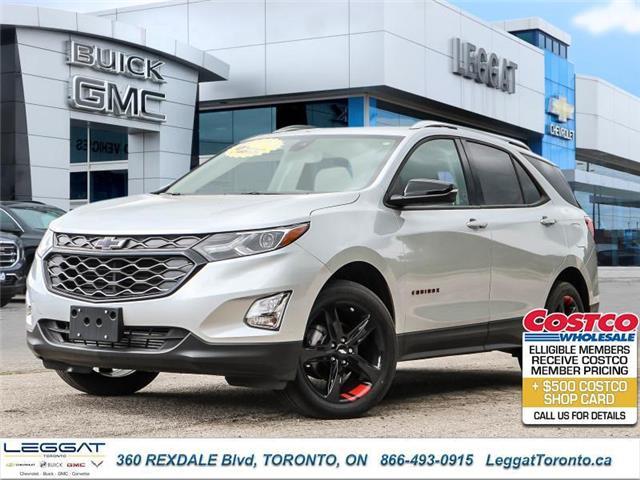 2020 Chevrolet Equinox Premier (Stk: 208472) in Etobicoke - Image 1 of 25