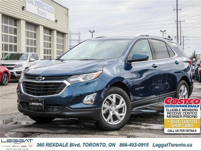 2020 Chevrolet Equinox LT (Stk: 111249) in Etobicoke - Image 1 of 28