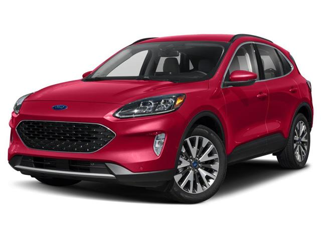 2020 Ford Escape Titanium Hybrid (Stk: 20-40-222) in Stouffville - Image 1 of 9