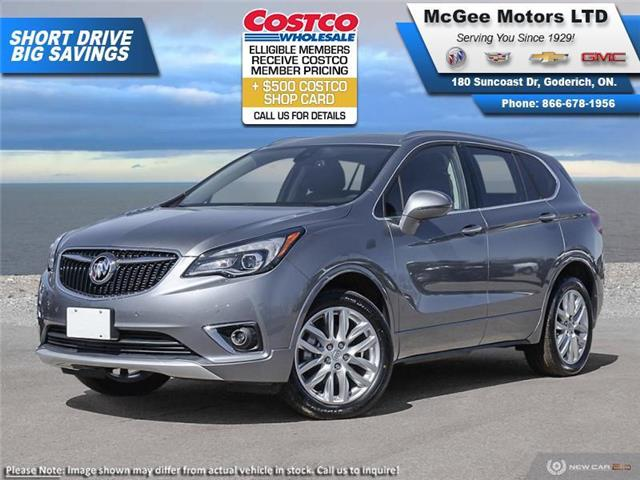 2020 Buick Envision Premium I (Stk: 179366) in Goderich - Image 1 of 23