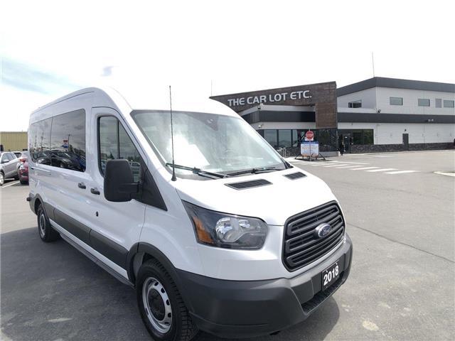 2018 Ford Transit-350 XLT (Stk: 20232) in Sudbury - Image 1 of 23