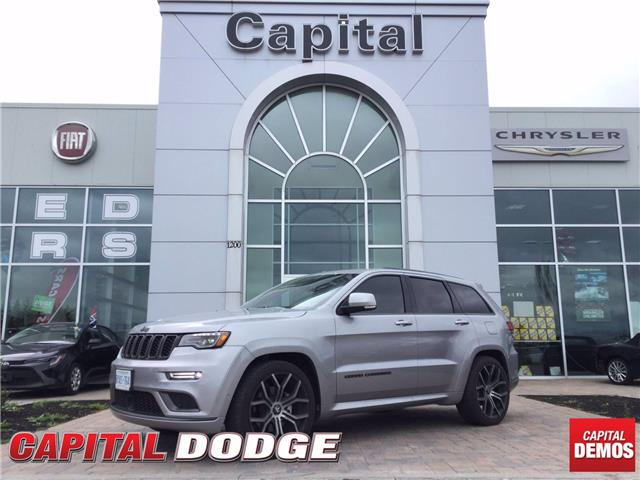 2020 Jeep Grand Cherokee Overland (Stk: L00193) in Kanata - Image 1 of 1