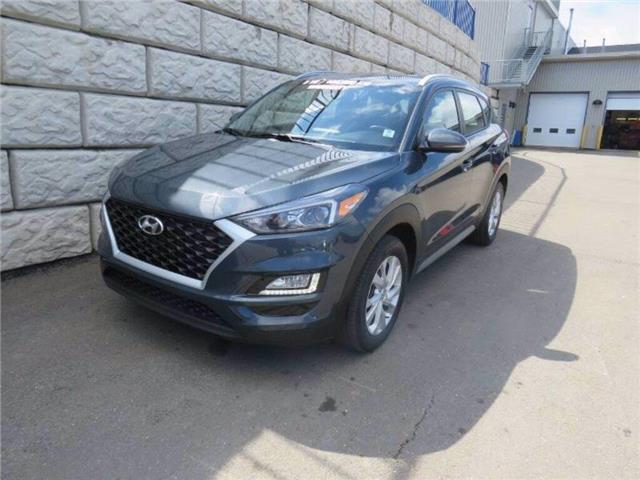 2019 Hyundai Tucson Preferred (Stk: D01004P) in Fredericton - Image 1 of 17