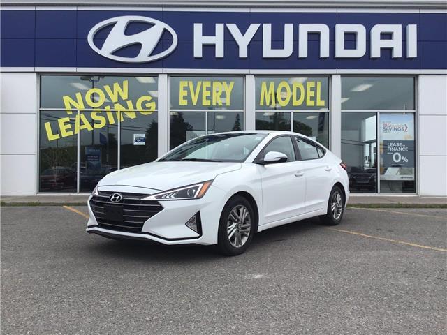 2020 Hyundai Elantra Preferred (Stk: H12586) in Peterborough - Image 1 of 12