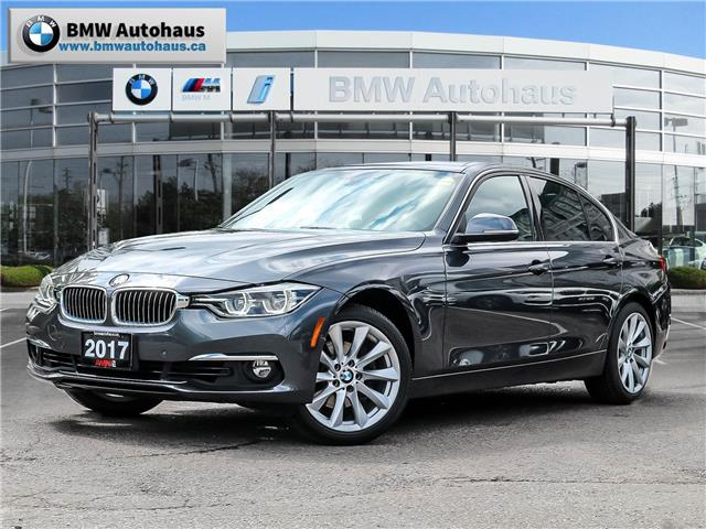 2017 BMW 330i xDrive (Stk: P9697) in Thornhill - Image 1 of 28