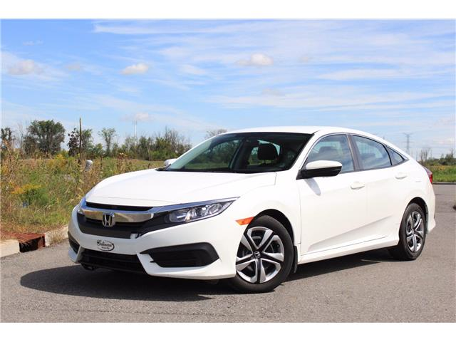 2017 Honda Civic LX (Stk: 200134A) in Orléans - Image 1 of 18