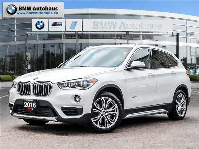 2016 BMW X1 xDrive28i (Stk: P9717) in Thornhill - Image 1 of 28