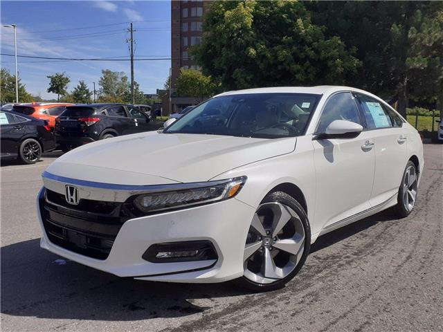 2020 Honda Accord Touring 1.5T (Stk: 20-0620) in Ottawa - Image 1 of 27