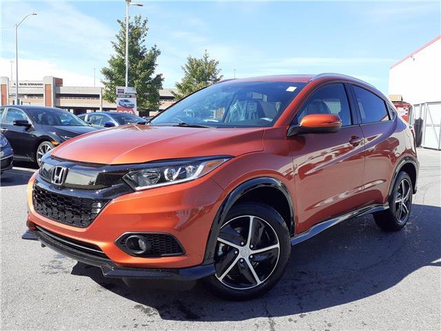 2020 Honda HR-V Sport (Stk: 20-0621) in Ottawa - Image 1 of 26