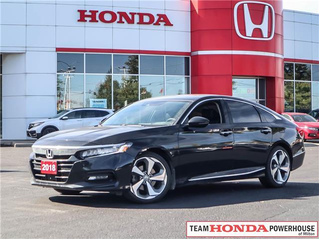 2018 Honda Accord Touring (Stk: 3654) in Milton - Image 1 of 7
