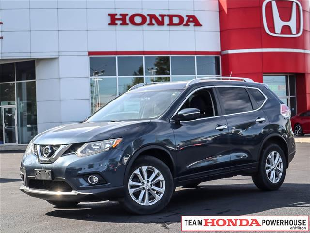 2015 Nissan Rogue SV (Stk: 20678B) in Milton - Image 1 of 21
