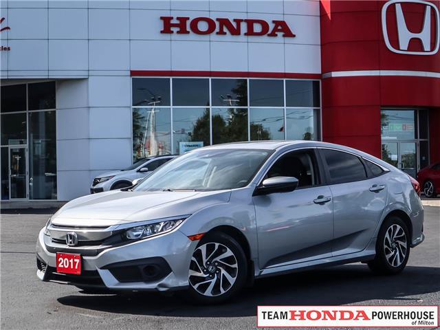 2017 Honda Civic EX (Stk: 3657) in Milton - Image 1 of 25