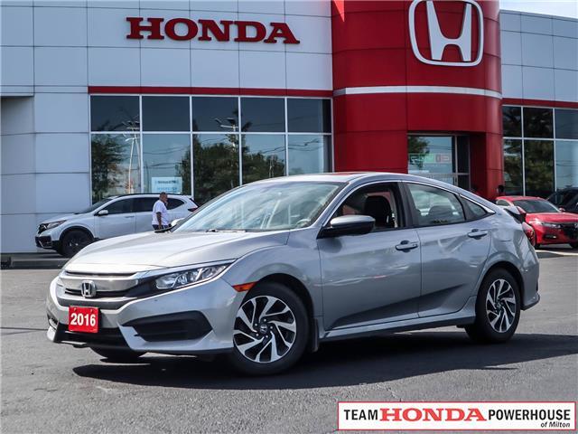2016 Honda Civic EX (Stk: 3662) in Milton - Image 1 of 22