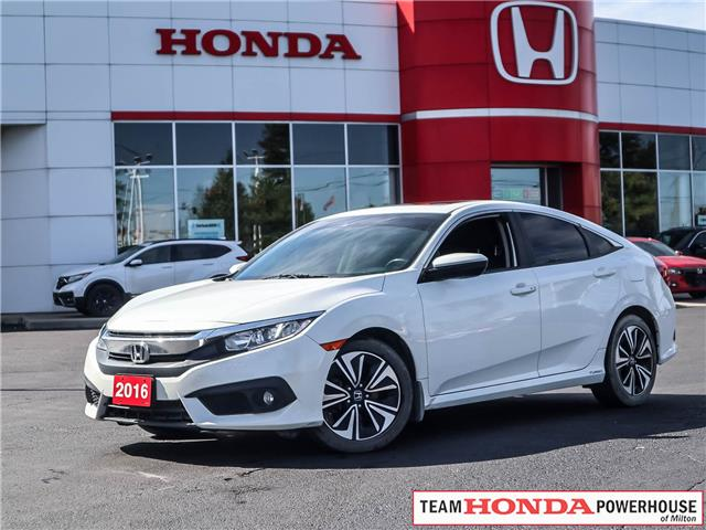 2016 Honda Civic EX-T (Stk: 3539A) in Milton - Image 1 of 24