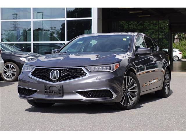 2018 Acura TLX Tech (Stk: P18715) in Ottawa - Image 1 of 24