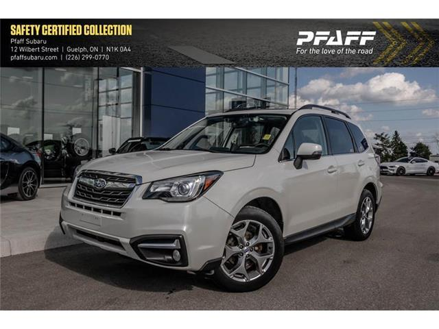 2018 Subaru Forester 2.5i Limited (Stk: SU0236) in Guelph - Image 1 of 7