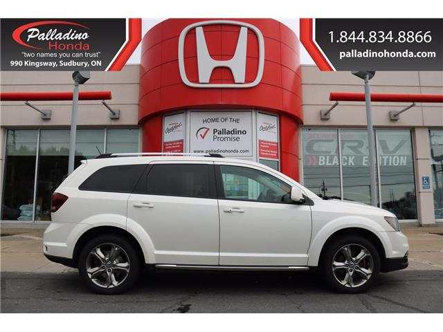 2016 Dodge Journey Crossroad (Stk: 22707A) in Greater Sudbury - Image 1 of 17