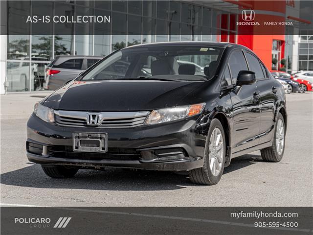 2012 Honda Civic EX (Stk: 112869T) in Brampton - Image 1 of 23