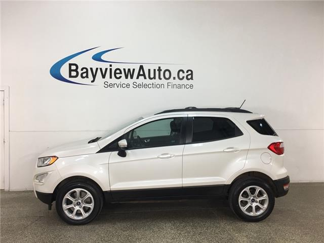 2018 Ford EcoSport SE (Stk: 37061W) in Belleville - Image 1 of 29