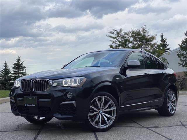 2018 BMW X4 M40i (Stk: B20177-1) in Barrie - Image 1 of 13