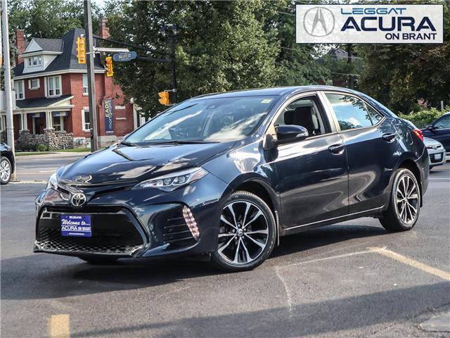 2018 Toyota Corolla  (Stk: 20387A) in Burlington - Image 1 of 21
