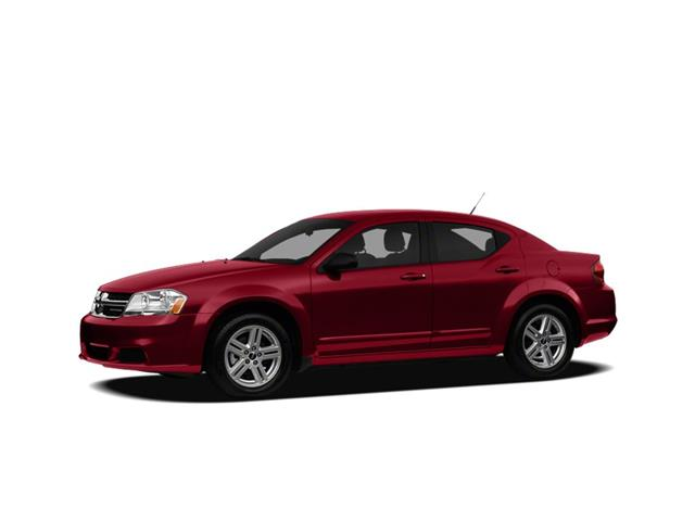 2011 Dodge Avenger SXT (Stk: 20461A) in Burlington - Image 1 of 1