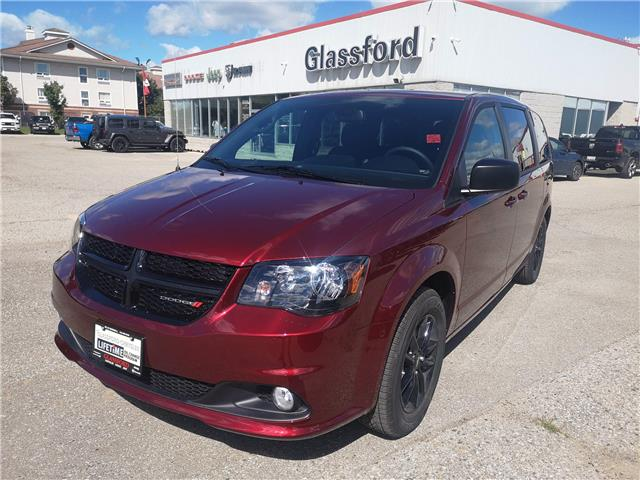 2020 Dodge Grand Caravan SE (Stk: 20-220) in Ingersoll - Image 1 of 20