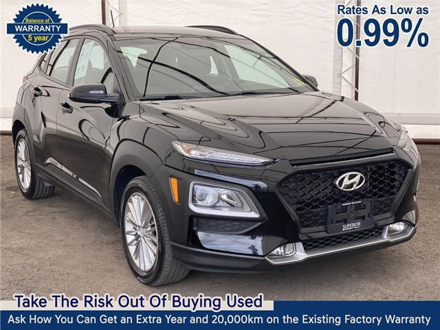 2018 Hyundai Kona 2.0L Preferred (Stk: 16594A) in Thunder Bay - Image 1 of 16