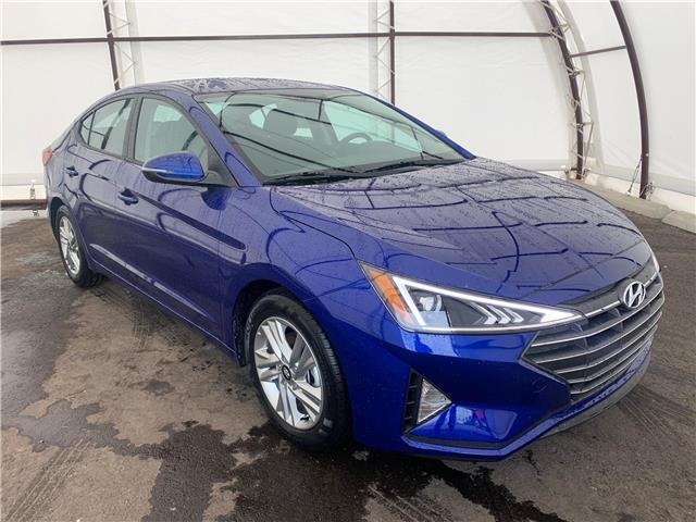 2020 Hyundai Elantra Preferred (Stk: 16873) in Thunder Bay - Image 1 of 9