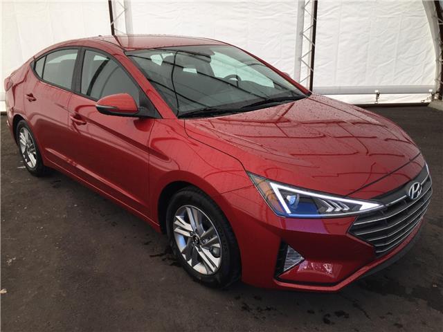 2020 Hyundai Elantra Preferred (Stk: 16960) in Thunder Bay - Image 1 of 9