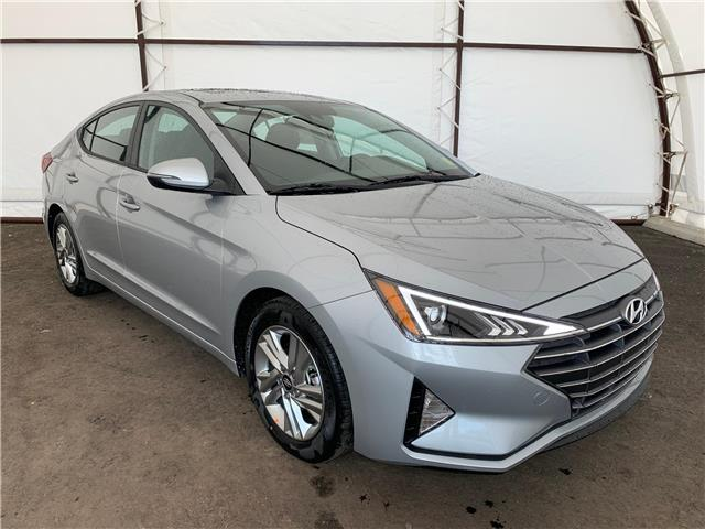 2020 Hyundai Elantra Preferred w/Sun & Safety Package (Stk: 16952) in Thunder Bay - Image 1 of 9