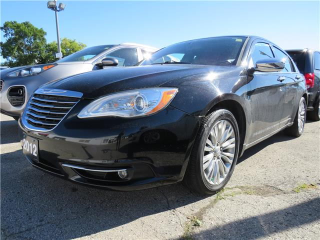 2012 Chrysler 200 Limited (Stk: 95694) in St. Thomas - Image 1 of 14