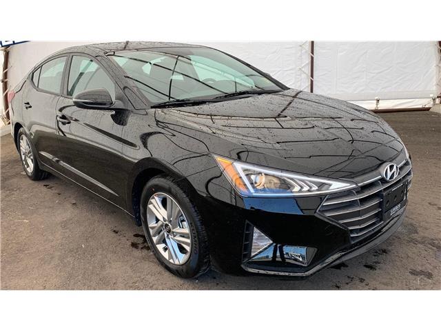 2020 Hyundai Elantra Preferred w/Sun & Safety Package (Stk: 16985) in Thunder Bay - Image 1 of 9