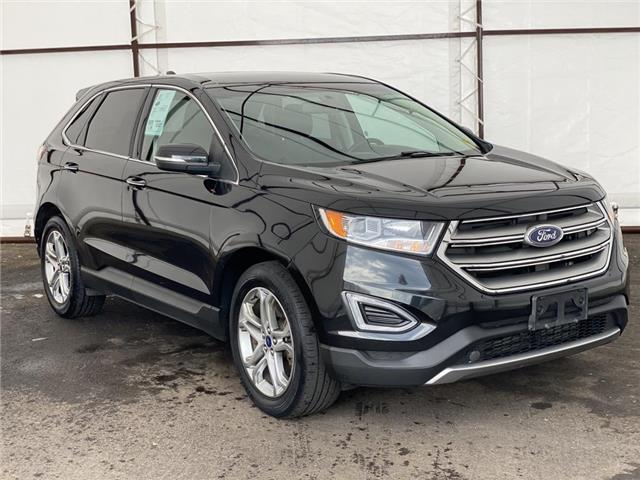 2015 Ford Edge Titanium (Stk: 16816A) in Thunder Bay - Image 1 of 15