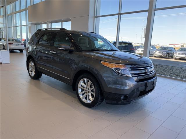 2015 Ford Explorer Limited (Stk: 69680A) in Saskatoon - Image 1 of 6