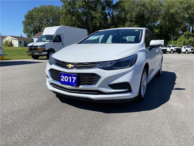 2017 Chevrolet Cruze LT Auto 3G1BE5SMXHS548253 L-4361 in LaSalle