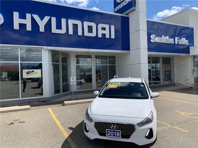2018 Hyundai Elantra GT GL (Stk: T12611) in Smiths Falls - Image 1 of 8