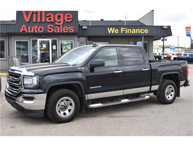 2016 GMC Sierra 1500 Base (Stk: P37908) in Saskatoon - Image 1 of 25