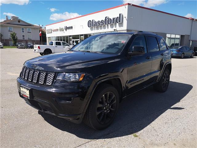 2020 Jeep Grand Cherokee Laredo (Stk: 20-143) in Ingersoll - Image 1 of 20